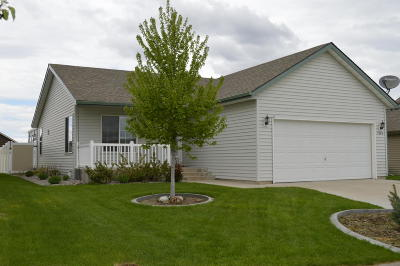 Coeur D'alene Single Family Home For Sale: 7545 N Carrington Ln