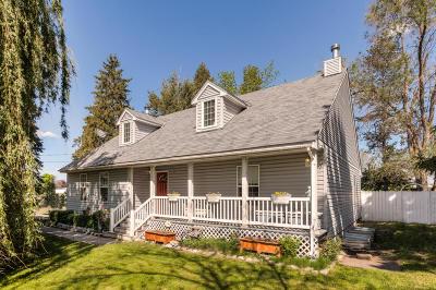 Post Falls Single Family Home For Sale: 700 N Elm Rd