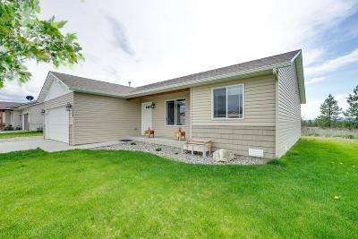 Rathdrum Single Family Home For Sale: 13228 N Reward Loop