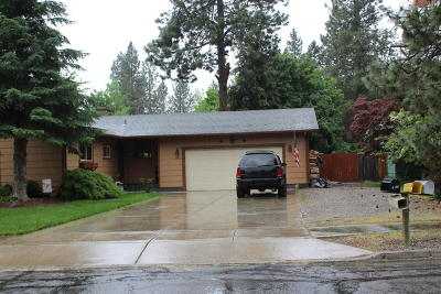 Coeur D'alene Single Family Home For Sale: 1905 E Pine Hill Ct