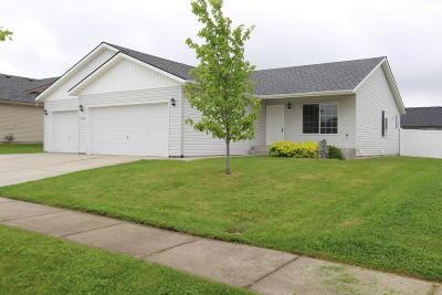 Coeur D'alene Single Family Home For Sale: 3291 W Parda Dr