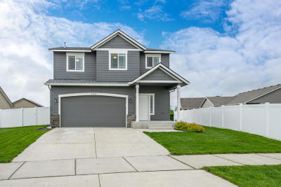 Post Falls Single Family Home For Sale: 2549 N Vulpes Ct