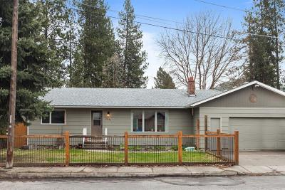 Coeur D'alene Single Family Home For Sale: 2604 N 7th St