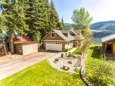 Rathdrum Single Family Home For Sale: 9974 W Twin Lakes Rd