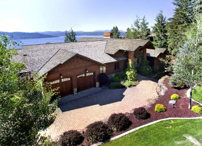 Coeur D'alene Single Family Home For Sale: 5539 W Onyx Cir