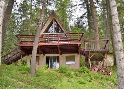 Coeur D'alene Single Family Home For Sale: 1036 W Peninsula Dr