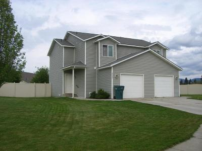Hayden Multi Family Home For Sale: 9790 N Eileen Ct