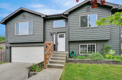 Post Falls Single Family Home For Sale: 2506 N Powderhorn St