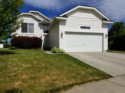 Coeur D'alene Single Family Home For Sale: 2419 W Pocono Ct