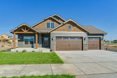 Coeur D'alene Single Family Home For Sale: 4416 N Chatterling Dr