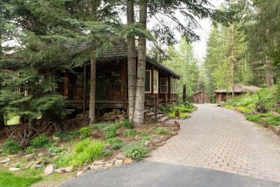 Coeur D'alene, Dalton Gardens Single Family Home For Sale: 10019 W Bobcat Trl