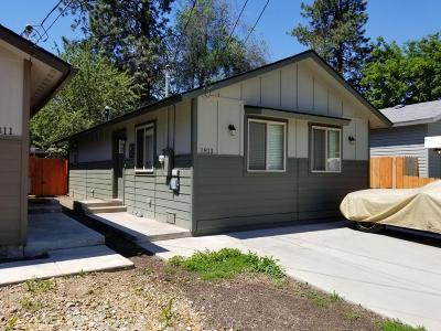 Coeur D'alene Single Family Home For Sale: 2813 N 13th St