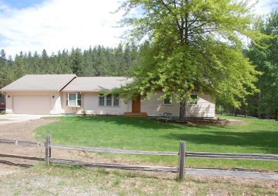 Coeur D'alene, Dalton Gardens Single Family Home For Sale: 4166 N Maple Leaf Rd
