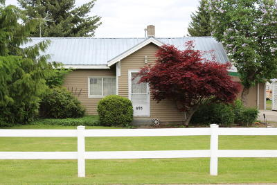 Hayden, Hayden Lake Single Family Home For Sale: 693 W Miles Ave