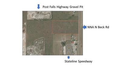 Post Falls Residential Lots & Land For Sale: NNA N Beck Rd