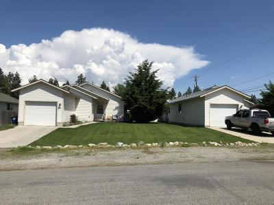 Post Falls Multi Family Home For Sale: 102 / 104 W 14th Ave