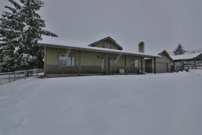 Post Falls Single Family Home For Sale: 1043 N Day Ln