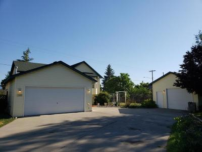 Hauser Lake, Post Falls Single Family Home For Sale: 1262 E Mesquite Ct