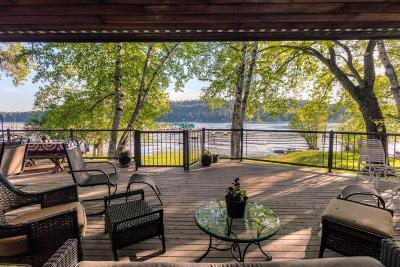 Coeur D'alene Single Family Home For Sale: 6916 W Boutwell Dr