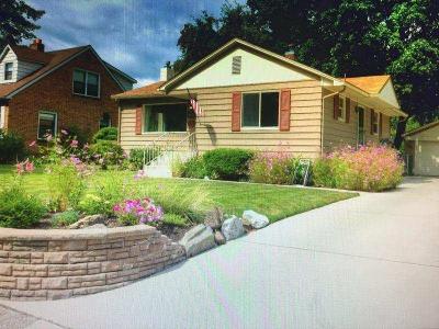 Coeur D'alene Single Family Home For Sale: 803 E Elm Ave