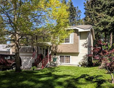 Rathdrum Single Family Home For Sale: 14840 Wright St