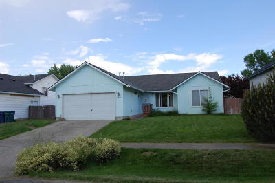 Coeur D'alene Single Family Home For Sale: 2089 W Shawna Ave
