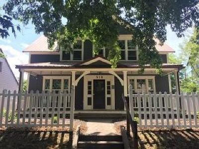 Coeur D'alene Multi Family Home For Sale: 516 E Indiana Ave