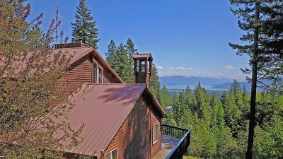 Sandpoint Single Family Home For Sale: 34 Knoll Top Dr.