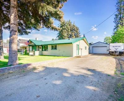 Rathdrum Single Family Home For Sale: 7856 W Fivepoint St