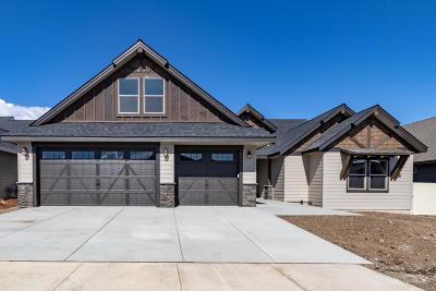 Post Falls Single Family Home For Sale: 3496 N Shelburne Loop