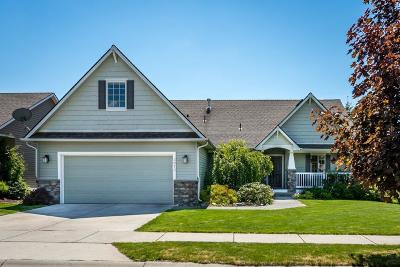 Coeur D'alene, Dalton Gardens Single Family Home For Sale: 2812 W Loire Dr
