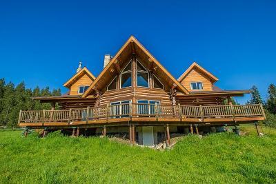 Harrison Single Family Home For Sale: 7041 S Eddyville Rd