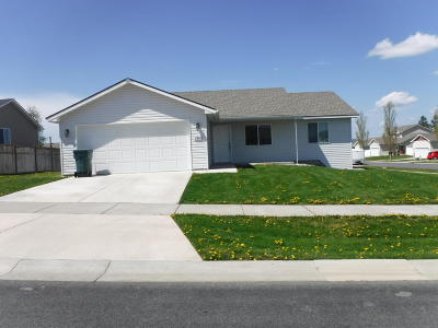 Post Falls Single Family Home For Sale: 2805 N Madeira Loop