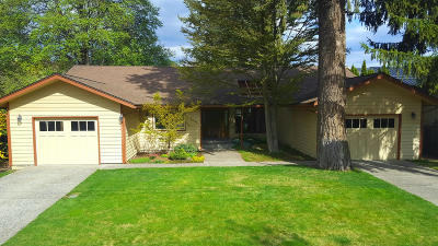 Coeur D'alene Single Family Home For Sale: 112 N Forest Dr