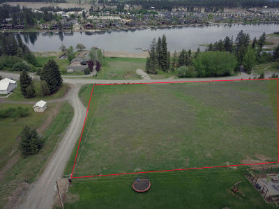 Coeur D'alene Residential Lots & Land For Sale: NNA West Foothill Dr