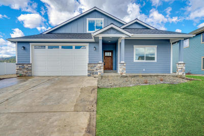 Rathdrum Single Family Home For Sale: 15296 N Pristine Cir
