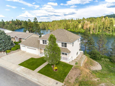 Post Falls Single Family Home For Sale: 681 S Majestic View Dr