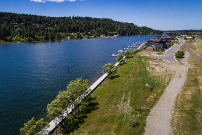 Coeur D'alene Residential Lots & Land For Sale: 1238 W Bellerive Lane