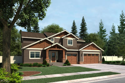 Coeur D'alene Single Family Home For Sale: 4582 N Chatterling Dr