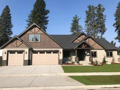Coeur D'alene Single Family Home For Sale: 2272 N Thomas Hill Dr