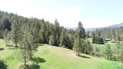Coeur D'alene Residential Lots & Land For Sale: 7246 W Cougar Gulch Rd