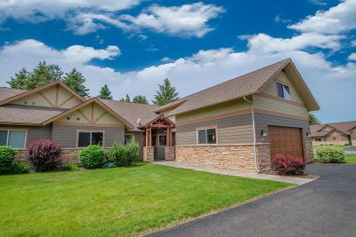 Blanchard Single Family Home For Sale: 74 Bellflower Ct