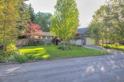 Coeur D'alene Single Family Home For Sale: 3016 W Fairway Drive