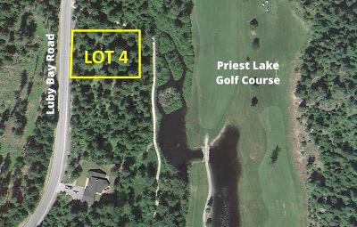 Priest Lake Residential Lots & Land For Sale: L4B15 Luby Bay Rd
