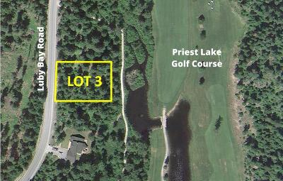Priest Lake Residential Lots & Land For Sale: 500 Luby Bay Rd