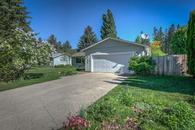 Sandpoint Single Family Home For Sale: 1714 Larch St