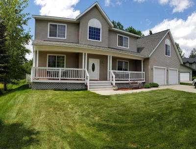 Sandpoint Single Family Home For Sale: 1611 Northshore