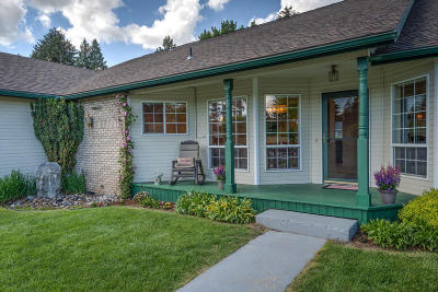 Hayden Single Family Home For Sale: 1605 E Miles Ave