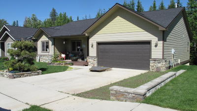 Sandpoint ID Single Family Home For Sale: $278,500