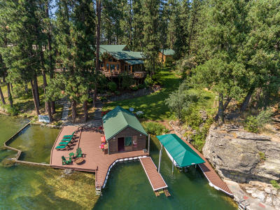 Post Falls Single Family Home For Sale: 513 S Idaho St